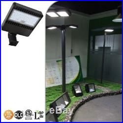 24 300W LED Parking lot light Area light ShoeBox Pole Fixture Restaurant Hotel