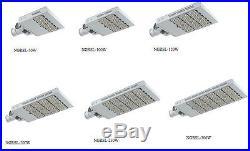 250Watt LED Street Light Fixture IP65 Outdoor Parking Lot Highway Lighting 6000K