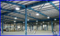 2FT 165W LED High Bay, 21450lm Ultra Bright, UL Listed Shop Light, 5000K