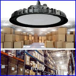 2PCS 300W UFO Led High Bay Light Commercial Industrial Garage Shop Factory Light