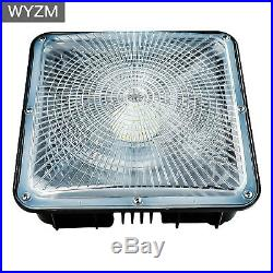 2 PACK of 70w 45w LED Canopy Lights 5500k 120277vAC For Big Car Garage & Shop