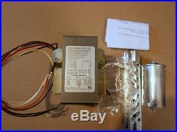 2 PCS 400W Watt Metal Halide Ballast Kit MH 400 120 / 208 / 240 / 277 ANSI M59