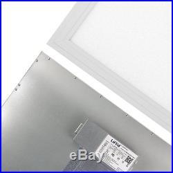 2 Pack 2ft x 4ft 50w LED Flat Panel Lamp Fixture 5000lm 5000k ETL Listed