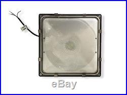 2/Pack 70Watt LED Canopy Light 100-277V 5000K 8400lm CREE LED IP66 UL DLC