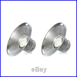 2pcs High Bay Light LED 150W 18 16000lm Factory Warehouse Industrial