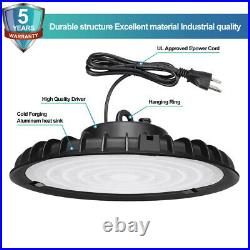 300W HighBay LED Lights Lamp Industrial Shop Factory Warehouse Work Light 10PACK