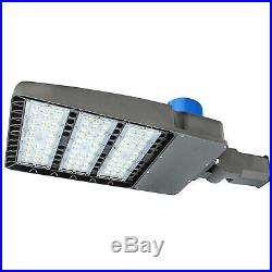 300W LED Parking Lot Light 1000W HPS MH Equivalent for Outdoor Street Lighting