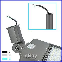 300W LED Parking Lot Pole Light 36000 Lumen Basketball Tennis Court Area Light