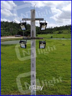 300W Sport Venues LED Flood Light replace 1500W Outdoor Parking Lot Stadium Lamp