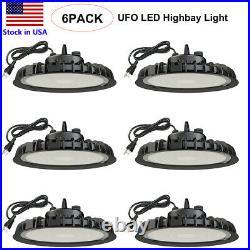 300W UFO LED High Bay Light Warehouse Industrial LED Shop Light Fixture 36000LM