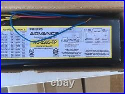 3! Advance RC2S85TP High Output T12 Rapid Start Ballast, 120 Volts, 60 Hz. New