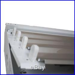 3 Pack 4 Lamp F54T5HO T5 High Output High Bay Light Fixture Warehouse Lighting