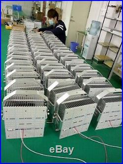 400W HID Parking Lot Shoebox Bulb Replacement E39 120W LED Retrofit Kits 5700K