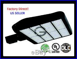 400W LED Shoebox California 5700K Replacement for 1000 Watt MH US SELLER