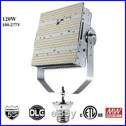 400W Metal Halide Shoebox Light LED Replacement 120W LED Retrofit Kit E39 5700K