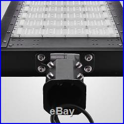 400W Street Parking Lot Lamp Fixture Energy Efficient Outdoor LED Pole Light