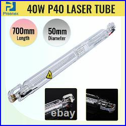 40W CO2 Laser Tube for 40W Laser Engraver Cutting Machine