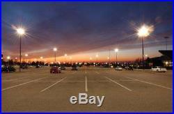 4Pack LED Parking Lot Light 48W Waterproof IP65 Street Pole Fixture Area Light