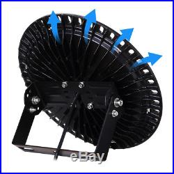 4X 200W UFO LED High Bay Light Factory Warehouse Industrial Workshop Shed Mall