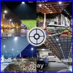 4X 300W UFO LED High Bay Light Gym Factory Warehouse Industrial Shed Lighting