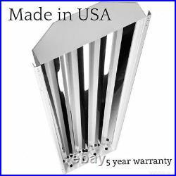 4 Bulb / Lamp T8 Led Ready High Bay Warehouse, Shop, Commercial Light Fixture