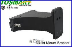 (4) LED 100 Watt Pole Light Area Security Outdoor Parking Deck Lot Spot Fixture