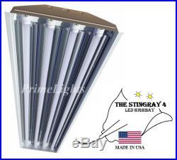 4 Lamp T8 LED High Bay 88Watt Warehouse, Shop, Commercial Light NEW (4 PACK)