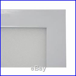 4 PACK 2 x 2 LED Panel Light 40W 5000K Bright White Drop Retrofit Recessed UL