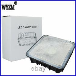 4 Pack 70W LED Canopy Light 5500k Gas Station High Bay Light Retrofit Bulb Lamps