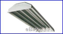 (4) T5 Four Lamp Fluorescent Lights Storage Manufacturing Buildings Garage Shop