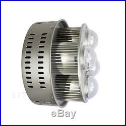 4pc x 200W LED High Bay Light White Lamp Lighting Fixture Warehouse Factory Mall