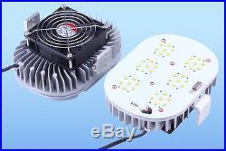 4pcs 120W LED retrofit Kit replace wall pack, parking lot Highbay cUL DLC