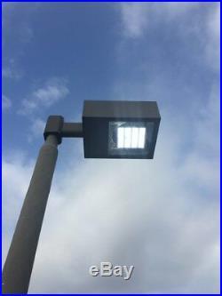 4pcs 240W LED Shoebox fixture Retrofit 1500Watt Parking lot pole light E39 5700K