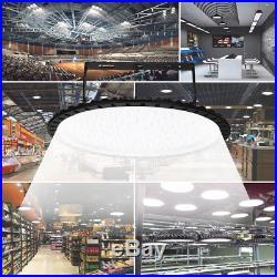 500W UFO LED High Low Bay Light 300W 200W 100W 50W Factory Warehouse Lighting