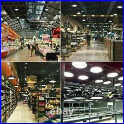 500W Watt UFO LED High Bay Light Warehouse Led Factory Shed Fixture Highbay Lamp