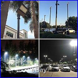 50W 150W 200W 300W LED Parking Lot Light Road Area Light Fixtures Shoebox Pole