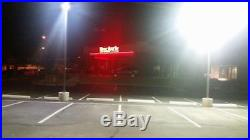 50/150/200/300W LED Parking Lot Light Shoebox Outdoor Pole Area Light DLC ETL