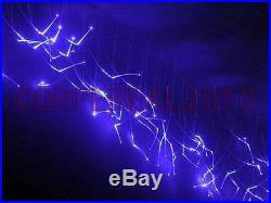 50w DMX RGB led light illuminator fiber optical lamp DIP switch light Generator