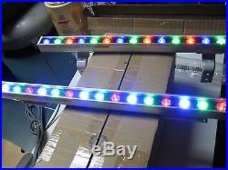 5 traxon nano linear XB-15 RGB LED bars