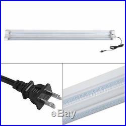 6PCS Utility Linkable LED Shop light, 4FT, Aluminum Housing, 42W 4800LM 5000K ST