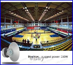 6X 150W Watt LED High Bay Light Lamp Warehouse Fixture Factory Shed Lighting
