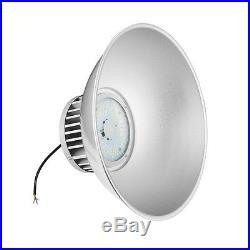 6× 100Watt LED High Bay Light White Lamp Lighting Shed Factory Industry Fixture