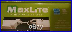 6 LED Shop Lights Maxlite Daylight 5000k 4100L 40W 110W Replacement HIGH QUALITY