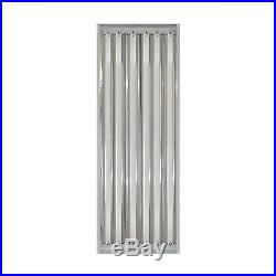 6 Lamp F54T5HO T5 High Output Fluorescent High Bay 120/277V Bulbs Included