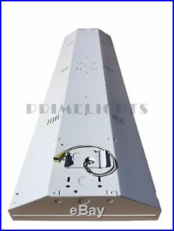 6 Lamp LED 132W High Bay Light Commercial, UFO, Industrial, Auto, Shop Light