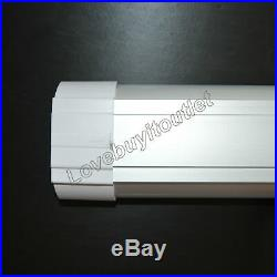 6 Pack 48 Shop Light Utility Led 48w (288w) 6000k Daylight White