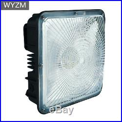 70W 45W LED Canopy Ceiling Lights Outdoor Gas Station Garage Warehouse Fixture