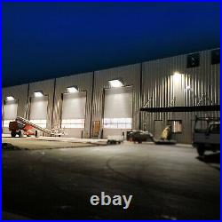 70W LED Wall Pack Light 5500K Commercial Security Lamp Dusk to Dawn IP65 Outdoor