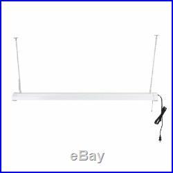 8PCS LED Shop Light Garage Workbench Ceiling Lamp 5000K Daylight 4ft 42 Watt ST