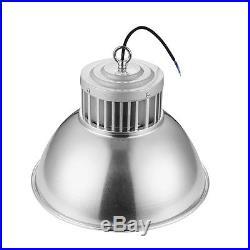 8X 100W Watt LED High Bay Light Lamp Warehouse Fixture Factory Shed Lighting